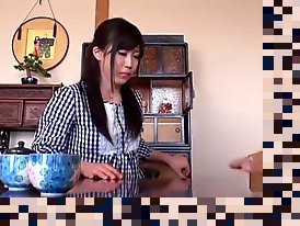 japanese wife uncensored creampie